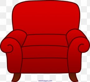 Chair - Chair Table Living Room Clip Art PNG