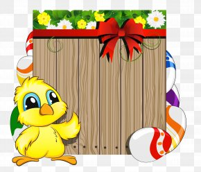 Easter - Easter Egg Easter Bunny Chicken Clip Art PNG
