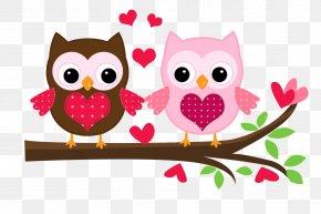 Owl - Owl Wedding Invitation Valentine's Day Clip Art PNG
