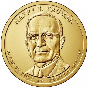 Coin Image - President Of The United States Presidential $1 Coin Program Dollar Coin PNG