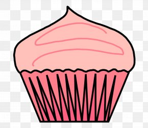 Cute Cupcakes Cliparts - Cupcake Birthday Cake Coloring Book Bakery PNG