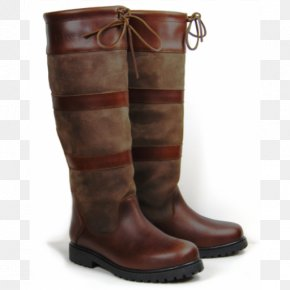 Boot - Riding Boot Slipper Leather Shoe PNG