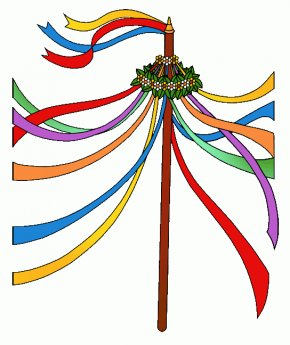 May Day Clip Art PNG