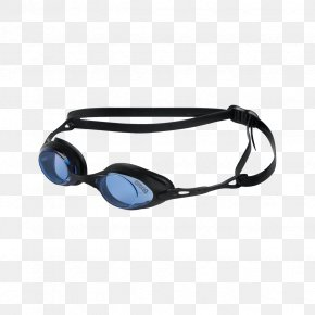 GOGGLES - Goggles Blue Arena Swimming Anti-fog PNG
