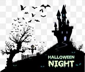 Creative Halloween - Haunted Attraction Halloween Ghost PNG