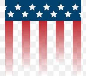 American Flag Background - United States United Kingdom Service Customer Industry PNG