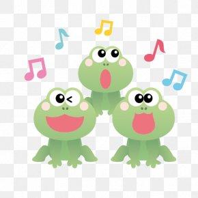 Frog - Frog Cartoon Clip Art PNG