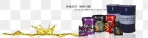 Oil Company - Motor Oil Lubricant Web Banner PNG