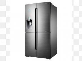 Refrigerator - Refrigerator Samsung Chef RF34H9960S4 Samsung RF34H9950S4 Home Appliance Frigidaire Gallery FGHB2866P PNG