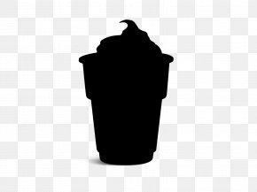 Blackandwhite Vase - Black White M Black PNG