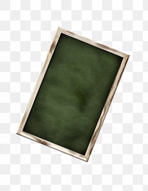 Green Wooden Chalkboard - Blackboard Learn Wood Green PNG