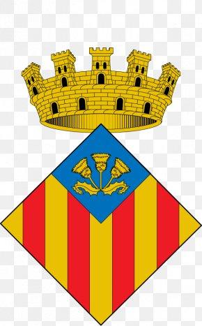 Coat Of Arms Of Montblanc - Teià L'Espluga De Francolí Sant Sadurní D'Anoia Coat Of Arms Escutcheon PNG