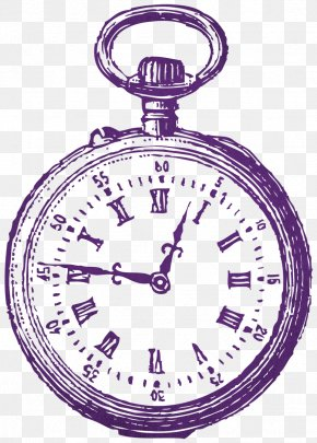 Purple Watch - Pocket Watch Stock Photography Stock.xchng PNG