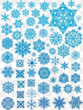 Snowflakes Image - Snowflake Euclidean Vector PNG