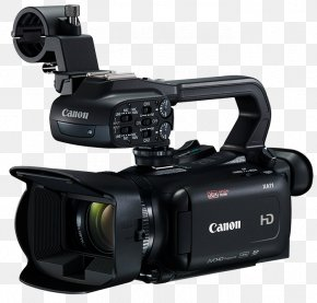 Camera - Camcorder Video Cameras Canon XA20 High-definition Video Professional Video Camera PNG