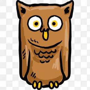 Owl - Owl Clip Art PNG