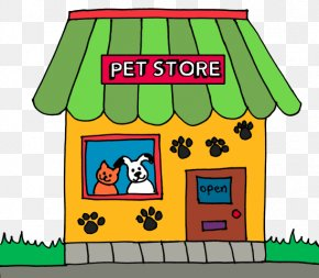Many Pets Cliparts - Dog Pet Shop Ferret Clip Art PNG