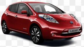 Nissan - 2018 Nissan LEAF Compact Car 2017 Nissan LEAF PNG