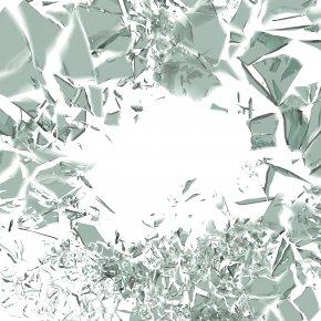 Broken Glass - Mirror Glass PNG