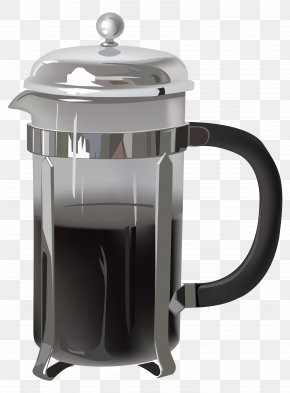 Coffee Pot Clipart Picture - Turkish Coffee Tea Coffeemaker PNG