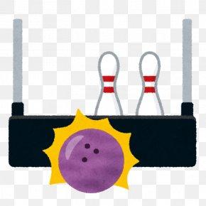 Bowling Ball Bowling Equipment - Japan Background PNG