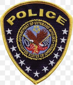 January 26 Badge - United States Department Of Veterans Affairs Police Police Officer PNG