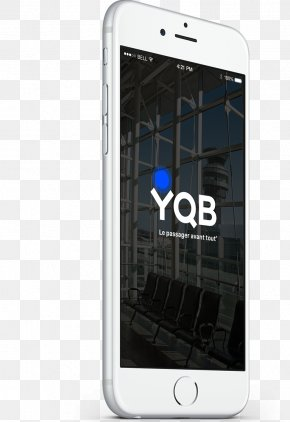 Smartphone - Smartphone Québec City Jean Lesage International Airport Apple IPhone 7 Feature Phone PNG