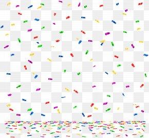 Confetti Clip Art Image - Purple Area Pattern PNG