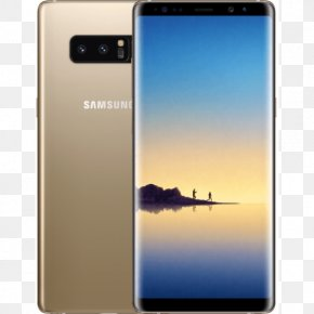 Note 8 - Samsung Galaxy S8 Samsung Galaxy Note Samsung Galaxy S9 Maple Gold PNG