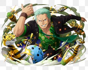 One Piece - Roronoa Zoro One Piece Treasure Cruise Monkey D. Luffy Dracule Mihawk Zorro PNG
