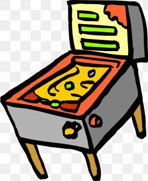 Pinball Cliparts - The Pinball Arcade Visual Pinball Arcade Game Clip Art PNG