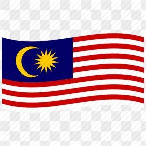 Gemilang, Jalur, Malaysia, Malaysian Flag, My, Waving Flag Icon - Flag Of Malaysia National Flag PNG
