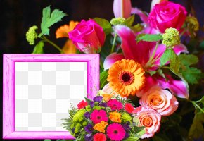 Hq Cliparts - High-definition Television Flower High-definition Video 4K Resolution Wallpaper PNG