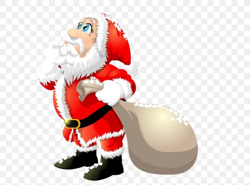 Santa Claus Mrs. Claus Clip Art, PNG, 600x605px, Santa Claus, Christmas, Christmas Decoration, Christmas Ornament, Fictional Character Download Free