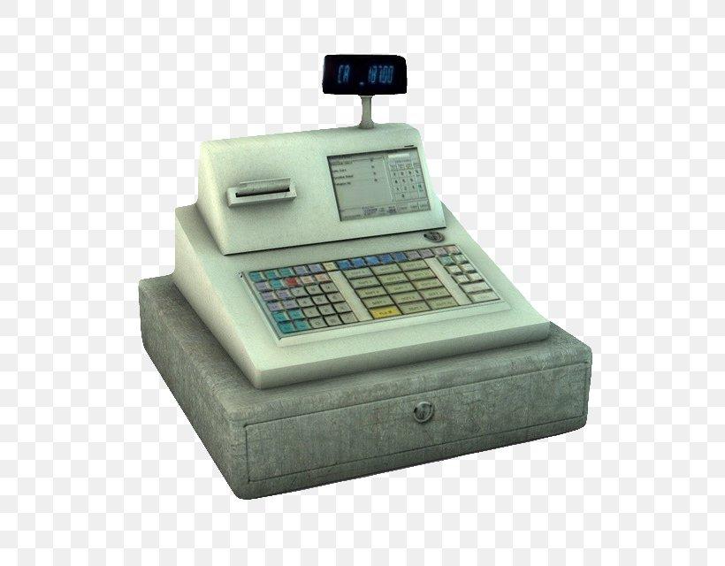 Cash Register 3D Computer Graphics 3D Modeling Autodesk 3ds Max Wavefront .obj File, PNG, 640x640px, 3d Computer Graphics, 3d Modeling, Cash Register, Autodesk 3ds Max, Cash Download Free