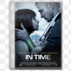 In Time 1 - Poster Brand Film PNG