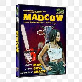 Dvd - Cattle Troma Entertainment Bovine Spongiform Encephalopathy DVD Film PNG