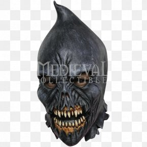 Mask Terrorist - Latex Mask Executioner Halloween Costume Clothing PNG