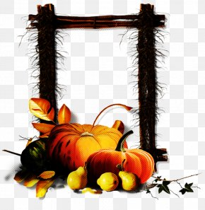 Autumn Picture Frame - Picture Frame PNG