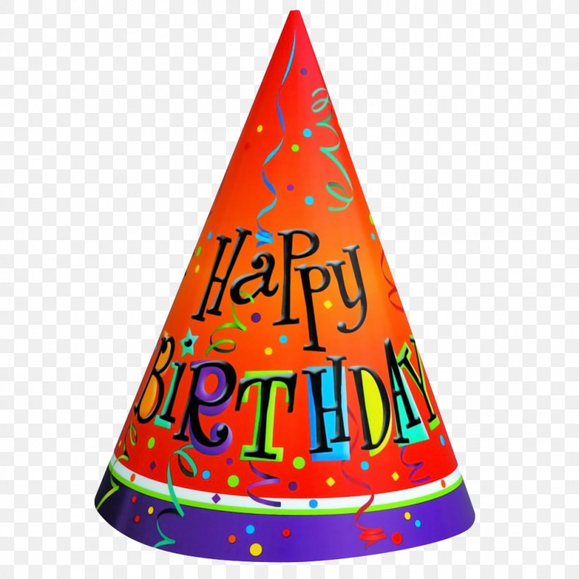 Birthday Party Hat Clip Art, PNG, 1024x1024px, Party Hat, Birthday, Cap, Cone, Hat Download Free