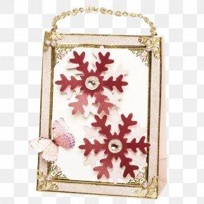 Folia - Picture Frames Floral Design Rectangle PNG