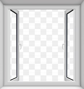 The White Home Furnishing Window Free Matting - Window PhotoScape Insulated Glazing PNG