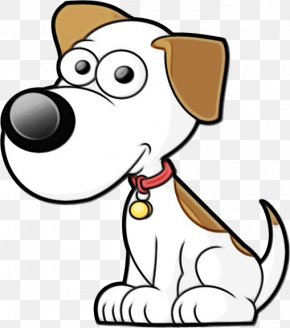 Snout Dog Breed - Cartoon Dog Clip Art Nose Dog Breed PNG