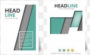 Vector Album Cover Design - Flyer Brochure Poster PNG