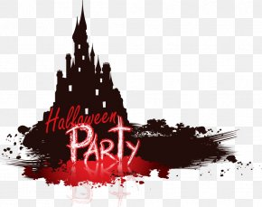 Vector Ink Halloween House - Halloween Party Shutterstock Holiday PNG