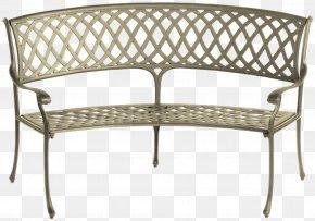 Chair - Bench Garden Furniture Chair PNG