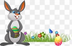 Easter Bunny Pic - Easter Bunny Egg Hunt Easter Egg PNG