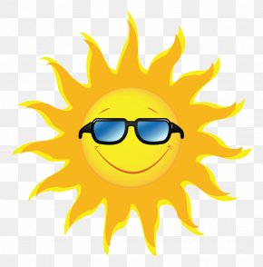 Sun With Sunglasses Transparent Picture. - Icon Wiki Computer File PNG
