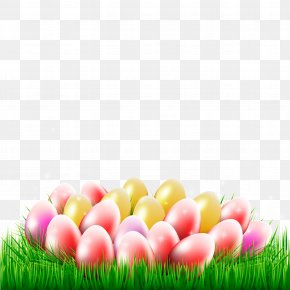American Easter Egg Design Picture PNG