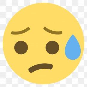 Sad Emoji - Emoji Emoticon Face Smiley PNG